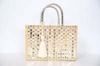 Arabesque bag by CARAVAN SERAIL