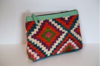 Traditional Kilim Wallets by CARAVAN SERAIL