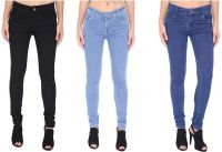 Kacey Denim Black Jeans