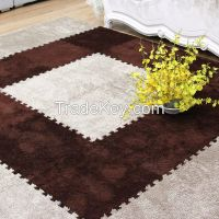 Meitoku hot selling foam carpet floor mat for bedroom sitting room