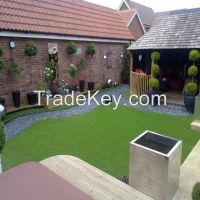 Meitoku eco-friendly artificial grass turf mat for home garden