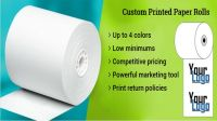 Wholesale Self-adhesive Barcode Sticker Label Paper Material Rolls Qixu paper