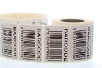 Barcode Sticker Label Paper