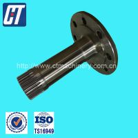 High Grade Steel Shaft Wheel Drive Shaft from Agriculture Trucks