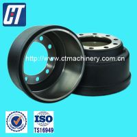 Braking System Brake Drum with OEM Quality