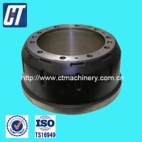 OEM Custom Brake Drum Brke System with High Quality Competitive Price