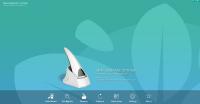Home and Travel Use Smart Skin Moisture Analyzer Portable Facial Skin Analyzer