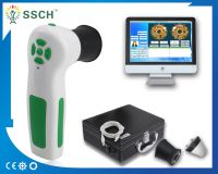 New 12 MP USB 4 LED/2 LED Digital Iriscope Scanner Eye Iriscope Iridology Camera Equipment