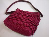 knit bag handmade