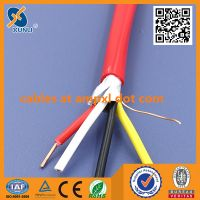 multi core flame retardant outdoor electric cable