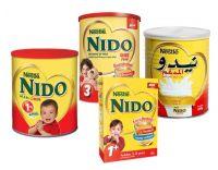 Nestle Nido 1+ 400g Red Cap, White Cap