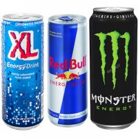 Red Bull Energy Drink, Shark Energy Drink, Monster Energy Drink , Red Bull Exporter
