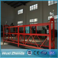 Zhenda Factory Sale Working Platform Zlp Series Suspended Platform