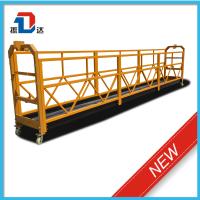 Zhenda Factory Sale Working Platform Facade Construction Movable Cradle Elevating Platform