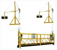 Fully Stocked ZLP630 HOT GALVANIZED Working Lifting Platform