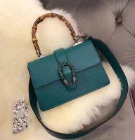 Wholesale fashion top handle leather bag on line
