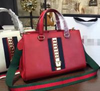 Wholesale high quality fashion leather bag tote bag