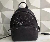 Wholesale 2017 newest fashion leather backpack shoulder bag