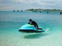 Motorized Inflatable