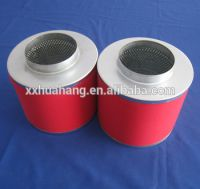 Industrial cleaning and green activated carbon air filter cartridge