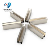 aluminium profile to make sliding doors and window types of aluminium windows and doors