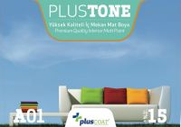 PLUSCOAT PLUSTONE INTERIOR WALL PAINT