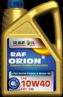 RAF ORION SAE:10w40 - API:SM