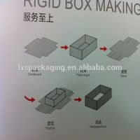 Fully Automatic High Speed Box Making Line For Cardboard Boxes