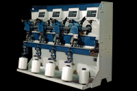 Semi-automatic One Spindle One Head Winding Machine