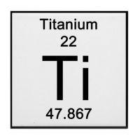 TITANIUM FOR SALE