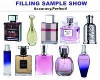 12 month guarantee,2 head perfume filling machine,pneumatic vacuum liquid filler
