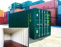 20Ft, 40Ft, 40HQ used shipping containers