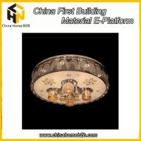 Zhongshang colorful indoor home pendant lamp use for living room.source.chinahomeb2b.com