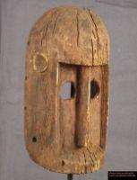 African sculptural mask Dogon