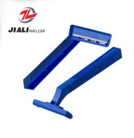 High quality stainless steel Four blade disposable safety razor