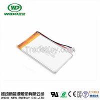 3.7v5000mah 5564113 lithium polymer battery laptop tablet Gps Pos