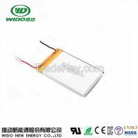 3.7v 5000mah 845590 lithium polymer battery