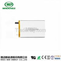 3.7v 6000mah 906090 lithium polymer rechargeable battery