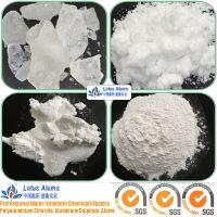 high purity white powder crystal ammonium alum/ammonium aluminum sulphate