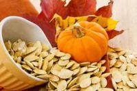�salted pumpkin seeds