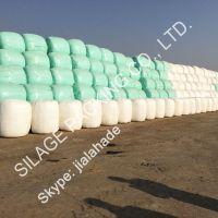 High UV proof plastic film,farm pack film,round silage wrap film,colored bale film,roll plastic film for Ireland