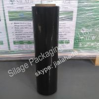 Manufacture,round bale film for baler,hay pack plastic film,round silage film,strong wrap film for Holland
