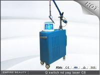 Q switched nd yag laser C8 tattoo removal pigment removal guangzhou empire beauty