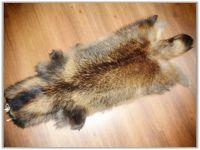 Raccoon furs from LEOSKIN FURS