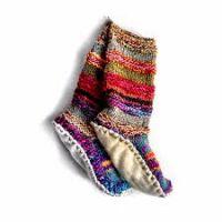 Twined Sock
