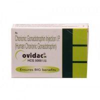 Buy Ovidac PregnylHCG 2000IU injection | Order Pregnyl-HCG 2000IU Online