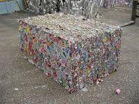 High purity Aluminum UBC Can Scrap (UBC Scrap) in Grade A Bales Aluminum UBC for sale