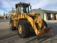 CAT 966 D Wheel Loader