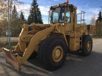 CAT 966 D Wheel Loader