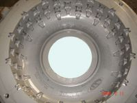 ATV tire mold